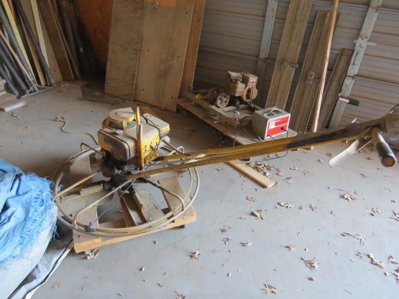 Construction Retirement Auction